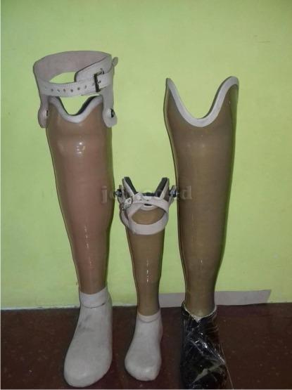 kaki palsu di semarang