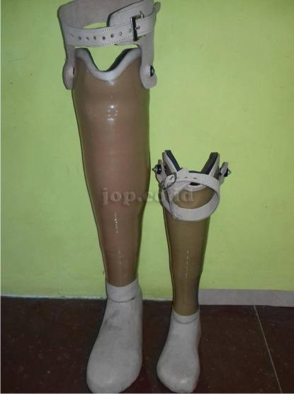 kaki palsu murah di indonesia