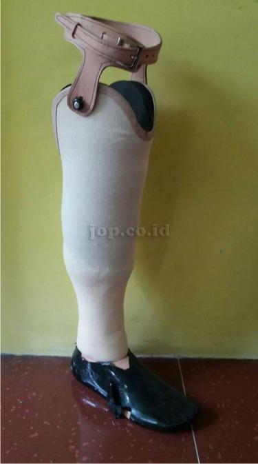 kaki palsu desain import